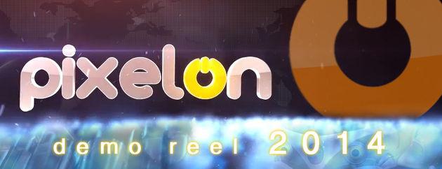 imagen de PIXELON presenta su nueva DEMO REEL 2014