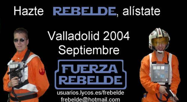 imagen de IX Exposición FUERZA REBELDE.