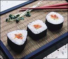imagen de ¡ Cómo preparar Sushi !