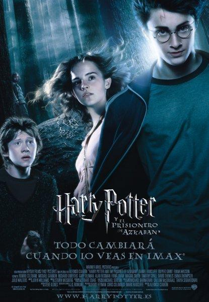 imagen de Harry Potter y el prisionero de Azkaban en IMAX