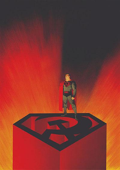 imagen de Superman : Rojo