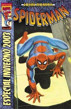 imagen de Spiderman de John Romita