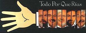 imagen de Rueda de Prensa con Les Luthiers