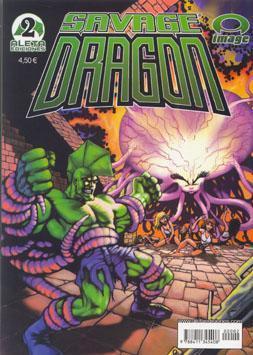 imagen de Savage Dragon
