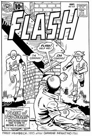 imagen de Historia de los Universos DC