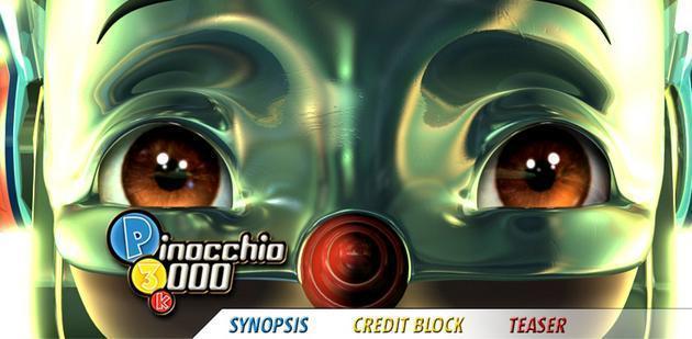 imagen de Pinocho 3000