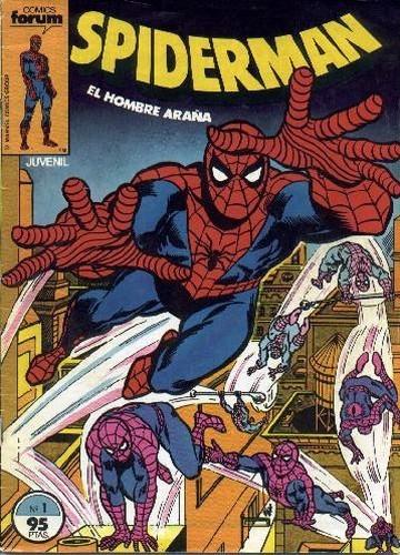 imagen de Historia de Marvel en España