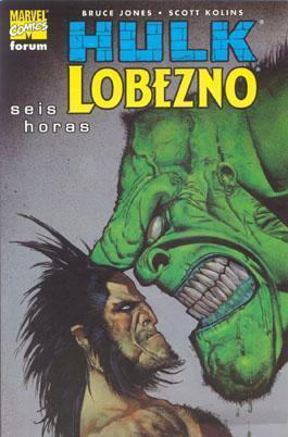 imagen de Hulk / Lobezno