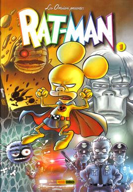 imagen de Ratman