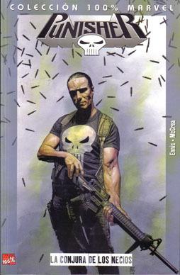 imagen de Punisher: La conjura de los necios