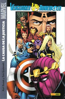 imagen de Vengadores VS Thunderbolts