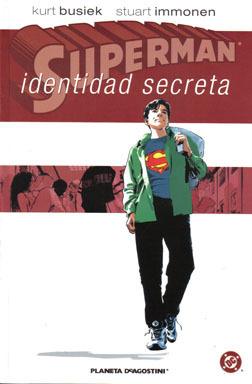 imagen de Superman: Identidad Secreta