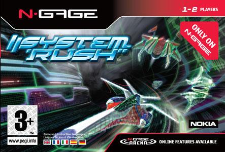 imagen de System Rush