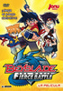 DVD: BeyBlade: The movie Fierce Battle.
