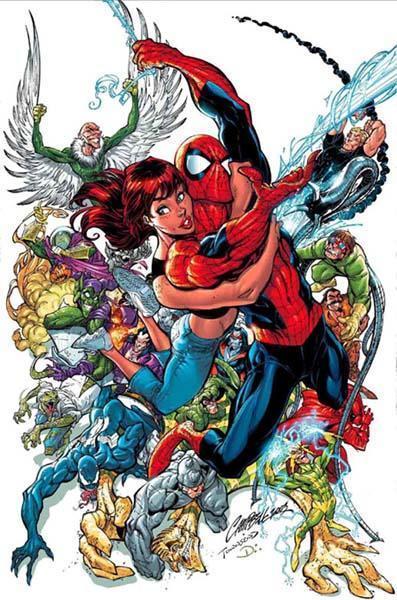 imagen de Spiderman cumple años