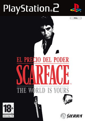 imagen de SCARFACE. The Word is Yours