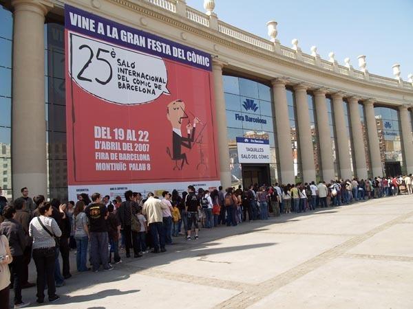 imagen de Salón internacional del cómic de Barcelona