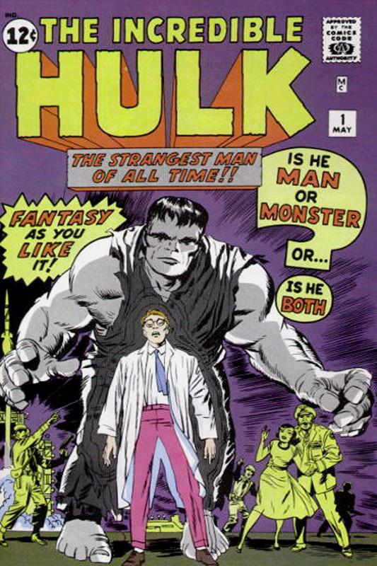 imagen de Hulk.