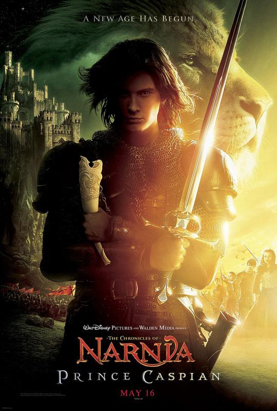 imagen de Las crónicas de Narnia: El príncipe Caspian.