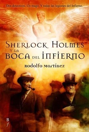 imagen de Sherlock Holmes y la boca del infierno