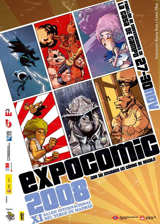 imagen de EXPOCOMIC 2008
