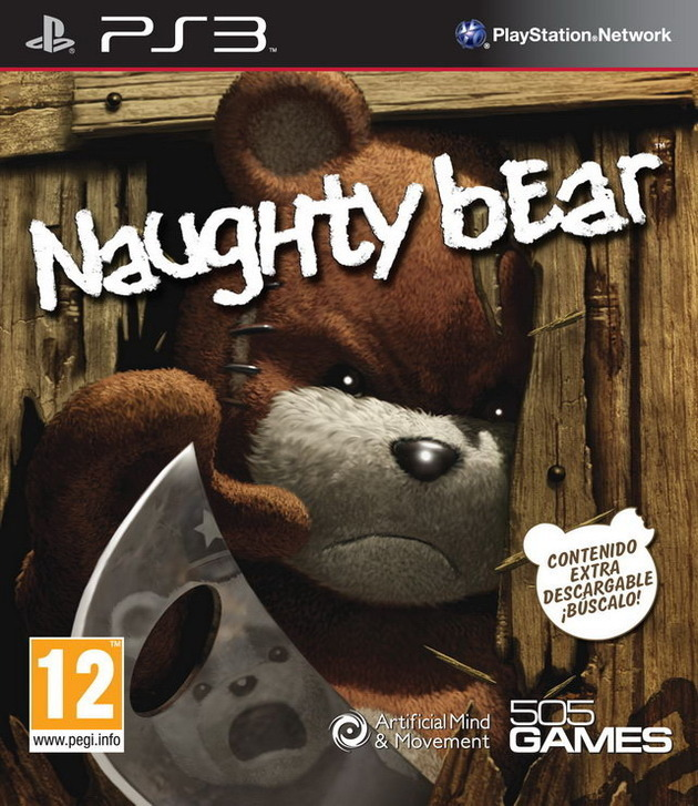imagen de NAUGHTY BEAR