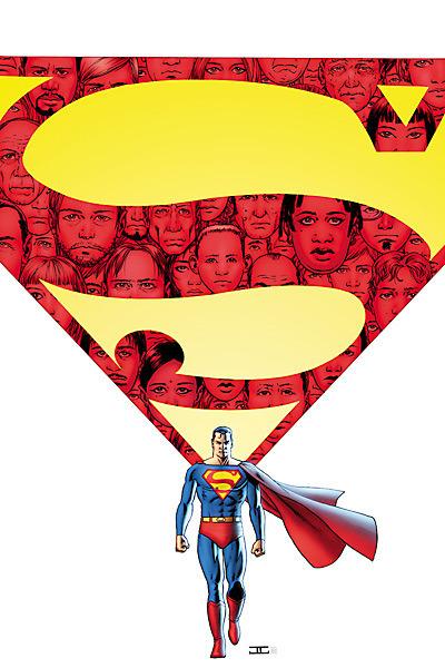 imagen de STRACZYNSKI EN SUPERMAN: ¡¡JODER QUE BUENO!!