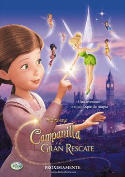 imagen de Campanilla y el gran rescate
