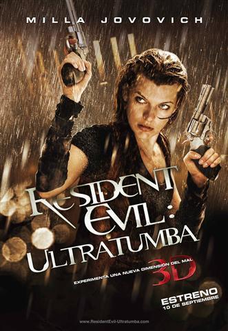imagen de Resident Evil: Ultratumba