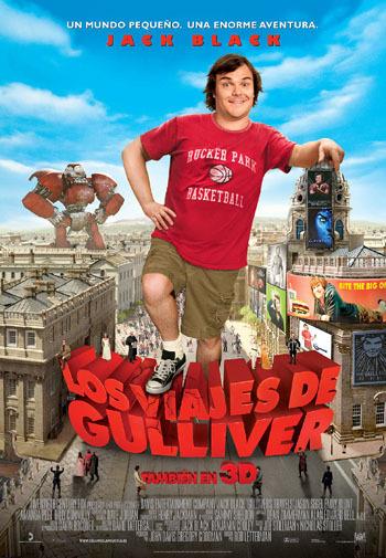 """imagen de """"LOS VIAJES DE GULLIVER"""", UNA PELICULA GIGANTE PARA TODA LA FAMILIA."""