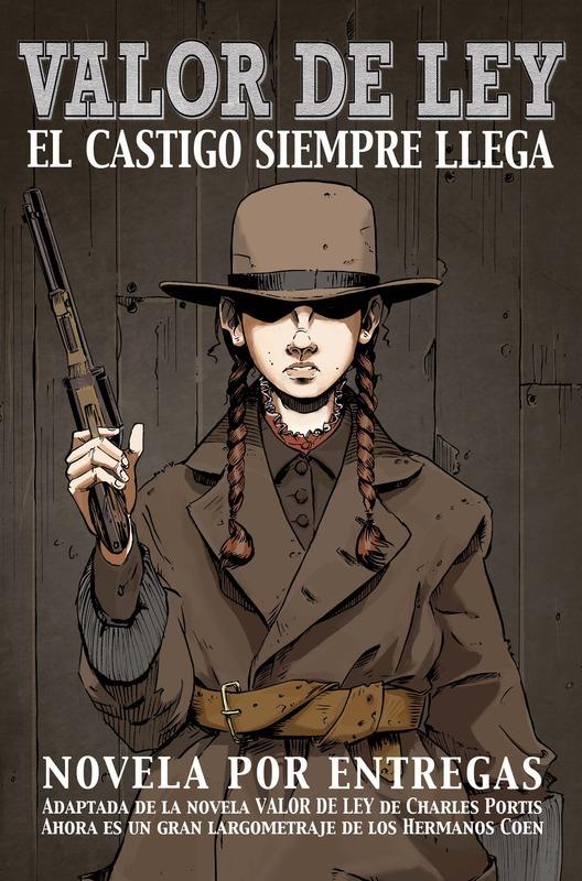 imagen de COMIC ONLINE: VALOR DE LEY: El castigo siempre llega
