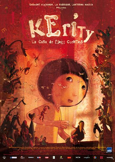 """imagen de """"Kerity, La Casa de los Cuentos"""" y el nacimiento de Verdi Kids"""