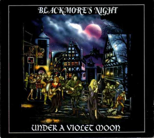 imagen de Blackmore's Night: Under a violet moon