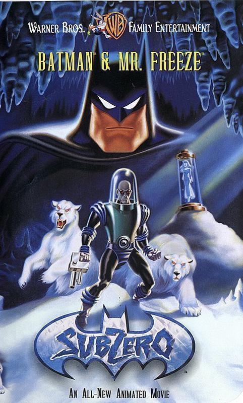 imagen de Batman & Mr.Freeze:Sub-Zero