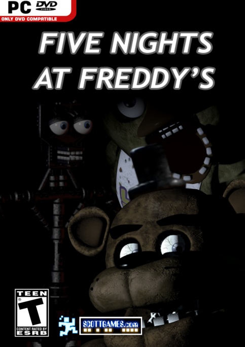 imagen de Five Nights at Freddy´s