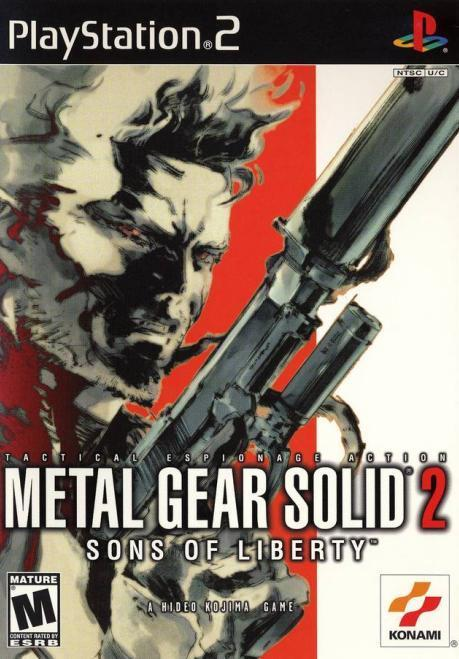 imagen de Metal Gear Solid 2: Sons of Liberty