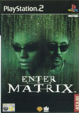 imagen de Enter the Matrix