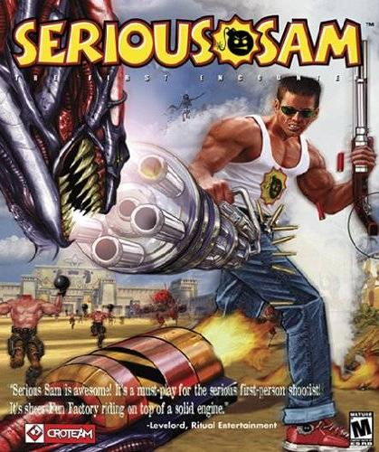 imagen de Serious Sam: The first encounter